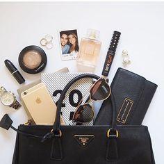 Prada what's in my bag