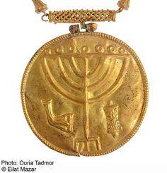 Hallan un tesoro en excavaciones del Monte del Templo en Jerusalén - Arqueología, Historia Antigua y Medieval - Terrae Antiqvae