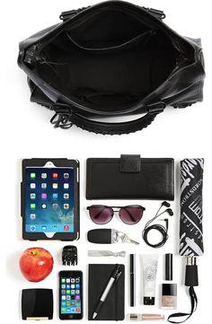 What In My Bag, What's In Your Bag, What's In My Purse, You Bag, My Bags, Smart Watch, Handbags, Flat, Purses