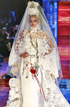Fuck Yeah Couture Fashion | Christian Lacroix Haute Couture Spring 2005