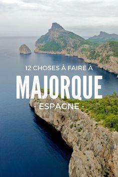 Vous souhaitez partir découvrir Majorque ? Nous vous proposons quelques idées de visites que vous ne devriez certainement pas manquer !