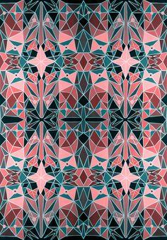 Kaleidoscope Copper