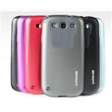 CAPDASE Metal Shinning Ultra Slim Alumor Jacket Series Case Skin For Samsung Galaxy S3 at Elewarehouse.com
