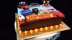 Wish List cake