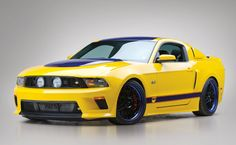 2011 Ford Mustang WD40SEMA - Car Pictures