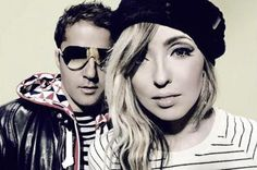 Katie White, the Ting Tings.