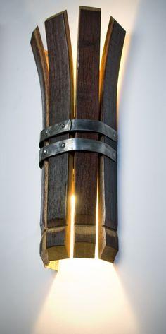 Barrel Sconce - Walsworth Furnishings