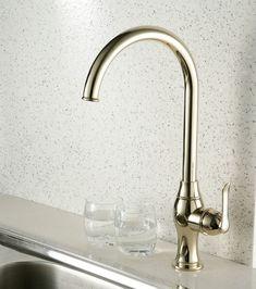 Ti-finition PVD style antique robinet de cuisine TP0795G