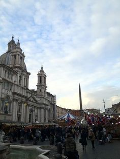 Navona | The Archaeologists Tour of Pagan Rome: A Christmas Story | FATHOM Travel Blog and Travel Guides