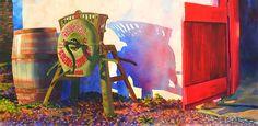 Brittney Tough, Watercolour on Paper, Kerry Bog Village #watercolor #watercolour #watercolorartist #watercolourartist #watercolorpainting #watercolourpainting #canadianartist #artist #colour #contemporarywatercolour #contemporaryrealism #interiordesign #interiordecor #design #decor #Ireland