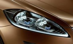 Volvo S60 concept headlight