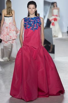 Giambattista Valli Spring 2014 Couture - Collection - Gallery - Look 1 - Style.com