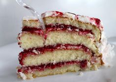 raspberry zinger cake - grandpa's favorite hostess treat