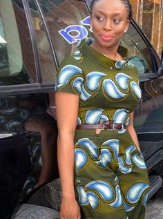 Chimamanda Ngozi Adichie - Today I'm Wearing photo blog (Vogue.co.uk)