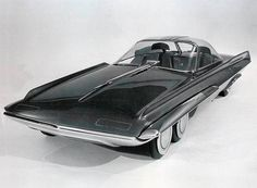 Ford Seattle-ite XXI concept car from 1962