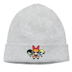 The Powerpuff Girls Professr Utonium Slouchy Beanie Cool Watch Cap ** Read more reviews of the product by visiting the link on the image.