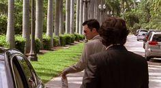 "Burn Notice 1x03 ""Fight or Flight"" - Michael Westen (Jeffrey Donovan) & Bruce Gellman (Steve DuMouchel)"