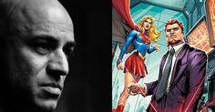 Faran Tahir to Play 'The Commander' in Super Girl CBS Series - Brandsynario