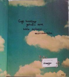 #şiirsokakta yada derginin en güzel sayfasına yazılır :)