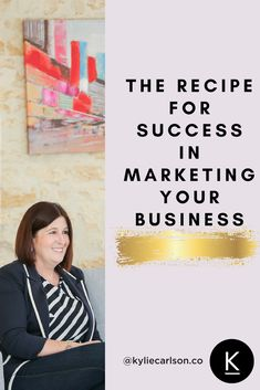 The Recipe for Success in Marketing Your Business