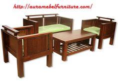 Kursi Tamu Kayu Minimalis Modern merupakan produk dari aura mebel furniture yang mempunyai desain minimalis serta elegan