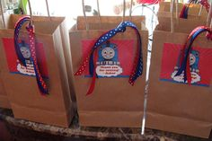 Maid Marian Made: Made ~ Lots of great ideas for a Thomas birthday party!
