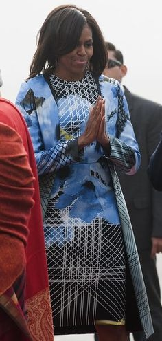 Michelle Obama's power suit was a huge deal!
