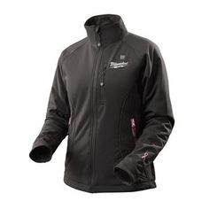 Women's heated jacket by Milwaukee. Up to 6 hours of continuous heat.  You'll wonder how you lived without this.