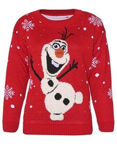 Ladies Festive Christmas Leggings Santa Snowman Penguin Novelty Design Size 8-14