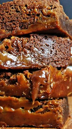 Fat Witch Bakery's Legendary Chocolate Caramel Brownies ~ Soft, crisp, gooey, chocolate-y, chewy, decadent, rich, fudgy and cakey all in one bite