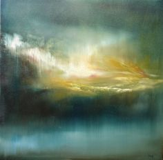 """""""Heart Of The Storm""""  Maurice Sapiro - Would like to use colors for a painting"""
