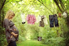 maternity pictures - love this