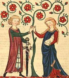 Fondazione Torino Musei - L'Amore nel Medioevo: cavalieri e dame tra romanzi cortesi e cavallereschi