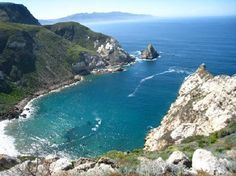 The Channel Islands National Park