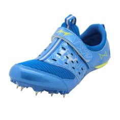 f669b8db5153 Health MD Track Field Spikes Running Shoes Model 118 Breathable Light Weigh