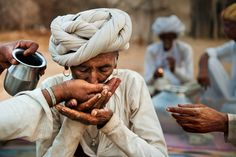 Rajasthan, India ~ Nomads | Steve McCurry