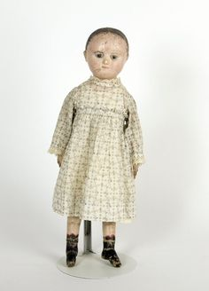 73.1477: doll | Cloth and Rag Dolls | Dolls | Online Collections | The Strong