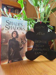 Les lectures de Mylène: Shades of magic, tome 2 : Shades of shadows de Vic...