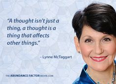 lynne mctaggart quotes - Google Search