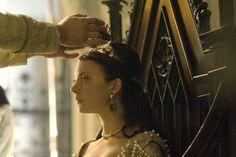 """Natalie Dormer as Anne Boleyn in """"The Tudors"""", Showtime, Tudor Series, Tv Series, Queen Anne, King Queen, Callum Blue, Showtime Tv, The Tudors Tv Show, Disneysea Tokyo, Queen's Coronation"""