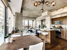 Check out this awesome listing on Airbnb: Fashion District Loft w/ Terrace - Apartments for Rent in Toronto