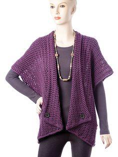 Double Crochet Cardigan