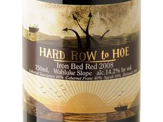 Love this wine branding by Brandever