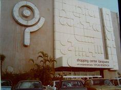 Shopping Ibirapuera nos anos 80