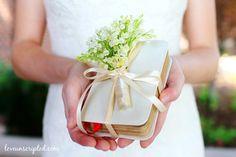 Bible instead of bouquet - http://loveunscripted.com/blog/