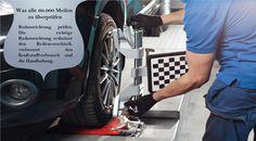 Was alle 60.000 Meilen zu überprüfen Radausrichtung prüfen. Die richtige Radausrichtung reduziert den Reifenverschleiß, verbessert den Kraftstoffverbrauch und die Handhabung. #sommerreifen Summer