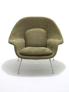 Saarinen Large Womb Chair  KNOLL