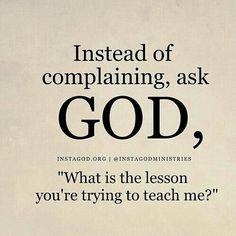 Seek Ye First the Kingdom of God.