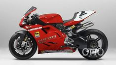 Ducati 916 superleggera