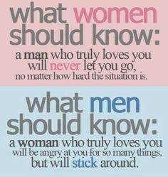 Men and women quote